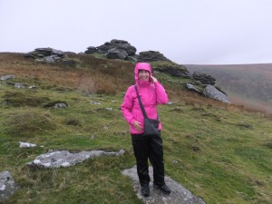 ...walk on the wild side - Black Tor, Dartmoor.