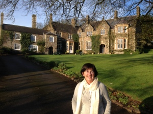 Lovely Manor house in North Devon