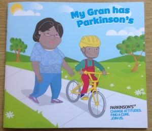Parkinson's UK booklet