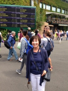 Day one at Wimbledon 2016.