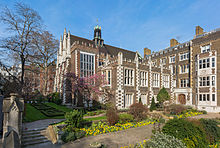 Middle Temple, London.