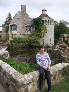 Scotney Castle, Kent.